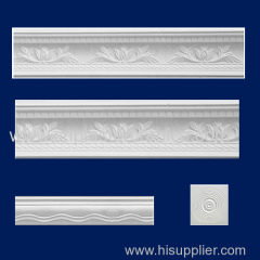 gypsum ceiling rose cornice