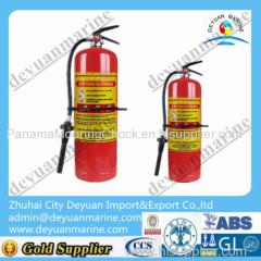 CE 9KG dry powder fire extinguisher