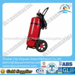2.Marine Dry powder fire extinguisher