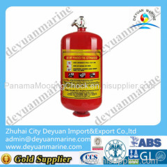 4KG Dry Powder Fire Extinguisher with Internal Gas Cartridge