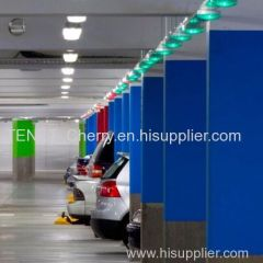 Ultrasonic sensor parking system