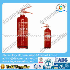 Dry Powder Fire Extinguisher with Aluminium Cylinder