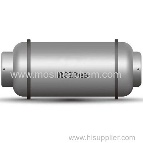 Хладагент CAS 431-89-0 1 1 1 2 3 3 3-Гептафторпропан HFC 227ea Apaflurane