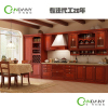 Foshan Candany Kitchen Cabinet Solid wood Cherry Kitchen Cabinets