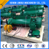 5 ton lifting material remote control wire rope electric hoist