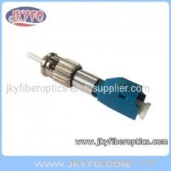 LC(F)-ST(M) Female to Male Fiber Hybrid Adaptor