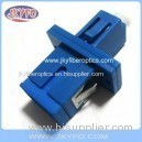 SC to LC fiber hybrid adaptor plastic housing