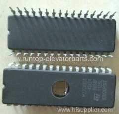 OTIS elevator parts programmer chip M27C4001-45XF1
