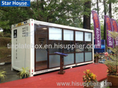 20ft*8ft modular house for villa/office