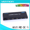 4 Port 1X4 Hdmi Splitter for Full Hd 1080P with 3D Capability