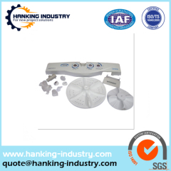 Injection Mould/Plastic Mould/Washing Machine Mold&Injection Washing Machine Cover&Washer Injection Molded Parts