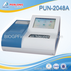 blood coagulation analyzer system