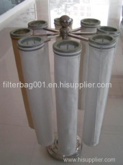 PULSE USED PTFE FILTER BAG