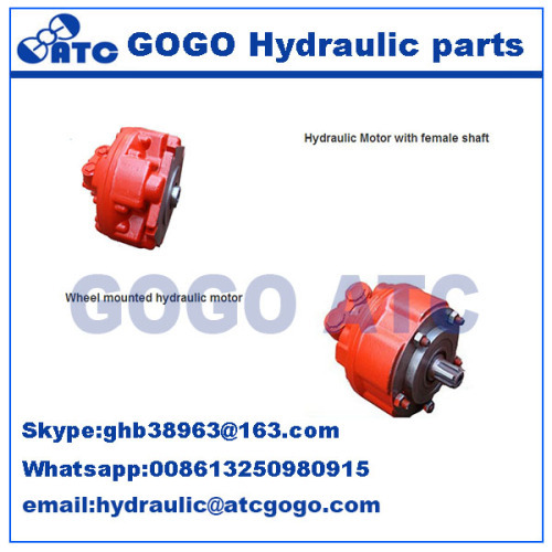 SAI hydraulic motor pump SK50 excavator hyraulic final drive assembly