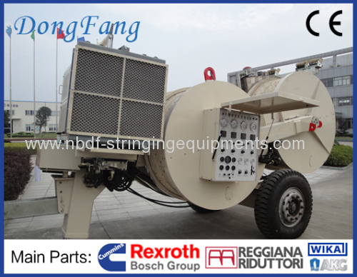 20 Ton Overhead Power Transmission Line Conductor Tensioner