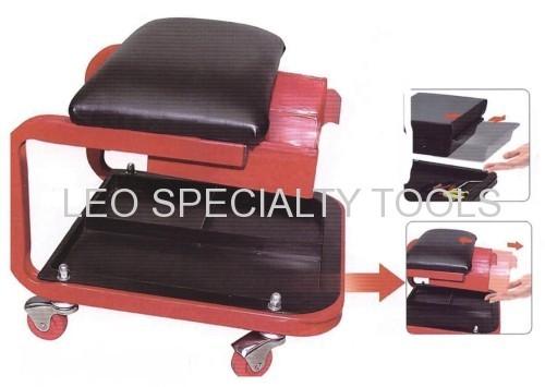 Mechanic's Roller Z Creeper Seat
