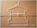 Plastic big clothes hanger