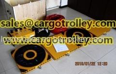 Air caster air bearing works principle
