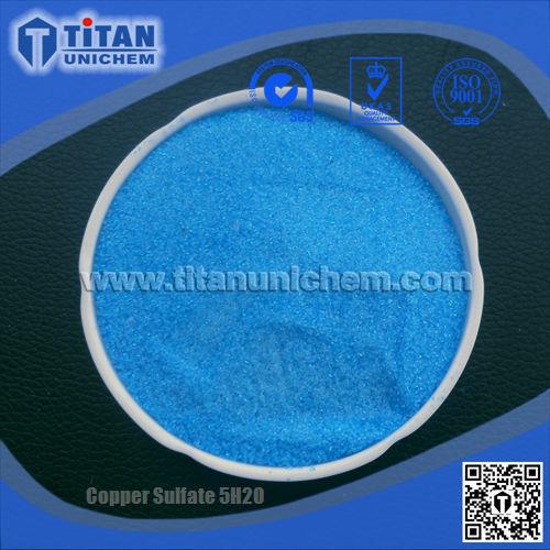 Copper Sulfate pentahydrate CAS 7758-99-8 CuSO4.5H2O Cupric sulfate 7758-98-7