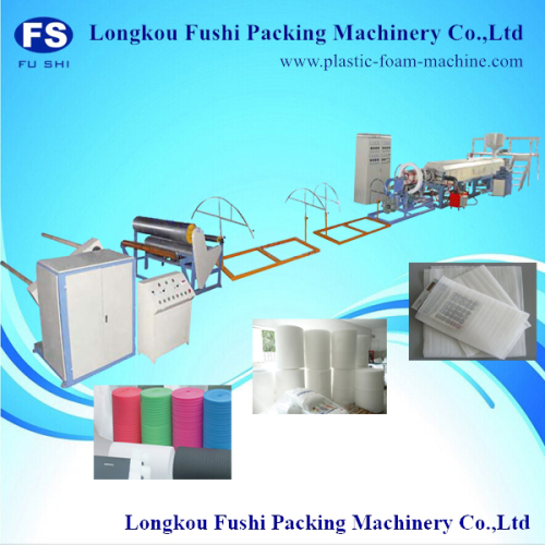 EPE Foam Packing Sheet Production Machine from China