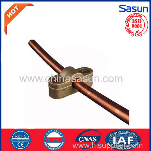 COPPER GROUNDING CLAMP FOR EARTHING