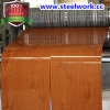 New Product Wooden Grain Pattern Steel Coil