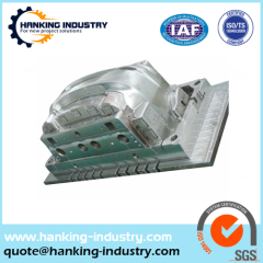 all kinds of plastic injection moulds/parts .plastic injection mould / plastic molding Automotive Bumper