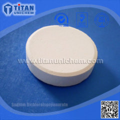 Sodium Dichloroisocyanurate SDIC Water treatment CAS 2893-78-9
