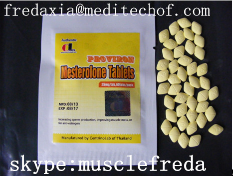 Proviron (Mesterolone) /HGH/Steroid s/ Peptides/Hormone/hgh/Human growth