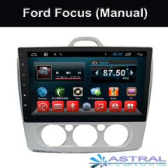 OEM Price Car Multimedia DVD System Big Screen Ford Focus (Manual) 2004-2011