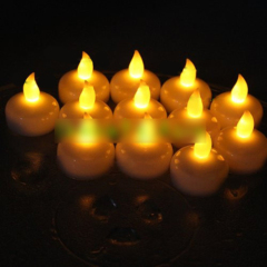 LED Floating Candle Light