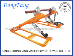 Hydraulic Conductor Drum Elevator of Tension Stringing Equipment