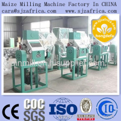fully automatic corn maize grinding milling machine with easy operation better sale