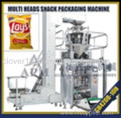 Dried fruit automatical packing machine