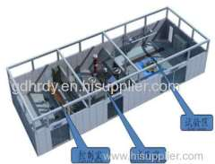 series rain environmental test chamber (artificial climate laboratory) equipment system simulation device