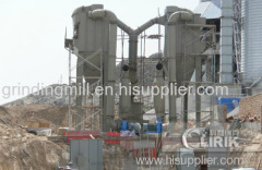 Advanced bentonite and phosphorite grinding mill