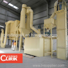 2015-2016 High processing capacity quartz feldspar grinding mill