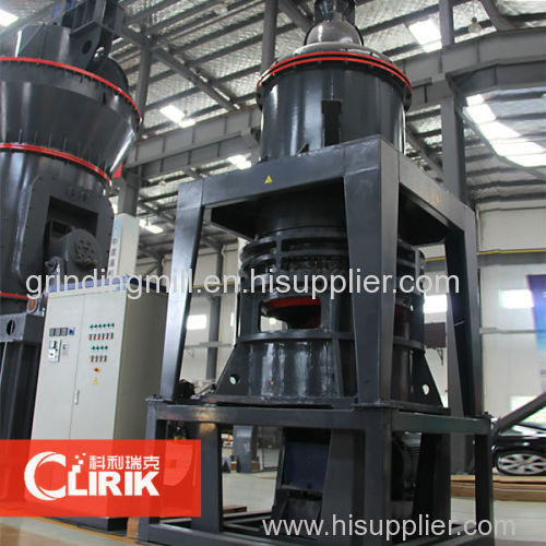 2016 High durable and reliable superfine powder grinding mill
