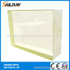 X-ray Shielding Lead Glass ZF3