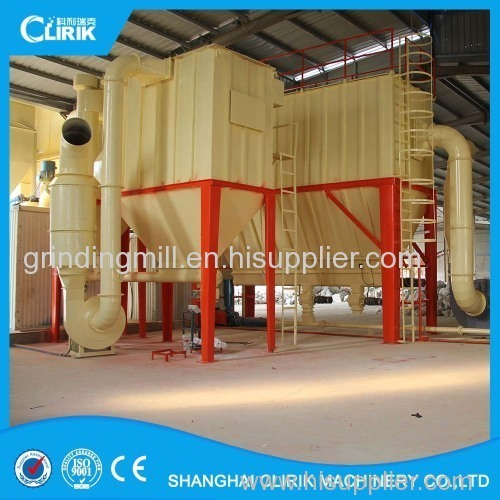 Barite and Dolomite fine powder ginding mill granite grinding mill