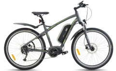 Electric bike mountain model