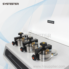 Water vapor permeability tester for flexible packaging SYSTESTER supplier Testing Machine humidity transmission rate