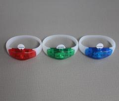 LED Silicone Wristband Bracelet