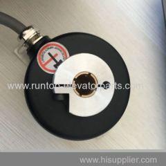 Elevator parts encoder ERN 430 2048 80S12 03 F