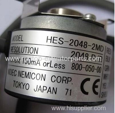 Elevator parts Encoder HES-2048-2MD