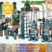 cleaning system milling systems and automatic packing scale corn maize milling machine