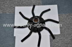 589-258H Spider wheel for Great Plains replacement