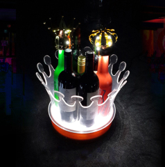 Crown LED Ice Bucket