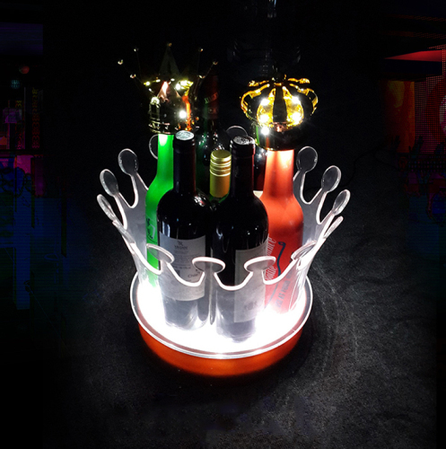 Crown LED Ice Bucket