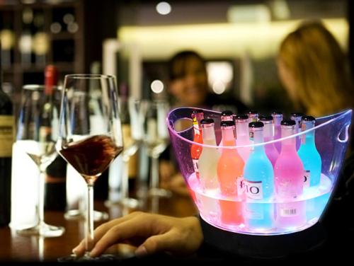 LED Luminous Ice Bucket